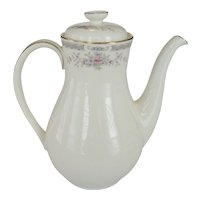"Royal Doulton ""Rebecca"" Coffee Pot"