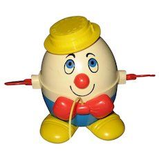 Fisher Price Humpty Dumpty Pull Toy