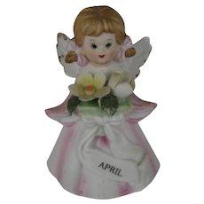 April Birthday Angel