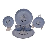 "6 Pcs. of Harmony House ""Marcia"" Dinnerware"
