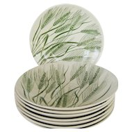 Homer Laughlin China Wheat Americana Soup Bowls - 8 Available