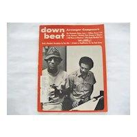 Down Beat Magazine - November 27, 1969