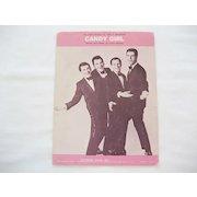 4 Seasons Sheet Music - Candy Girl