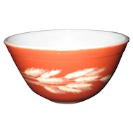 Pyrex Autumn Harvest 1 1/2 Qt. Mixing Bowl