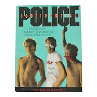 "The Band ""Police"" Photo Book"