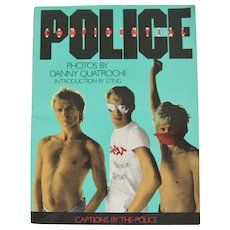 """The Band """"Police"""" Photo Book"""