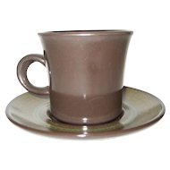 Franciscan Madeira Cup and Saucer Set - 11 Available
