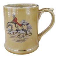 "Wade of Ireland ""Fox Hunt"" Mug"