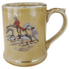 """Wade of Ireland """"Fox Hunt"""" Mug"""