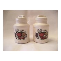 McCoy Pottery Spice Delight Salt and Pepper Shakers