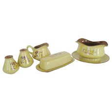 Taylor, Smith and Taylor Indian Summer Serving Pieces