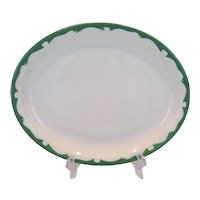 Set of 4 Different Restaurant Ware Platters