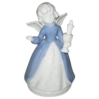 Angel  Music  Box - Silent Night