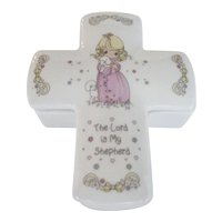 "Precious Moments ""The Lord Is My Shepherd"" Trinket Box"