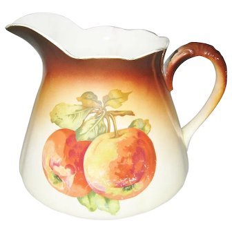 Warner Keffer Water Pitcher
