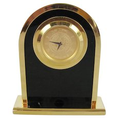 Texas A&M University Desk Clock