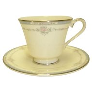 Royal Doulton Lisa Cup and Saucer