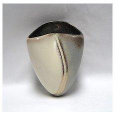 USA Pottery Wall Pocket