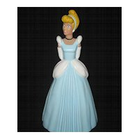 Large Cinderella Disney Bank