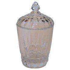 Cristal D'Arques Biscuit Barrel