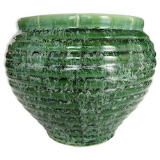 Large Hull Green Planter