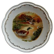 Schumann Arzberg Germany Cabinet Plates - Duck Theme