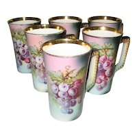 Set of 6 Goodwin Usona Lemonade Mugs