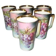 Set of 6 Goodwin Usona Lemonade Mugs