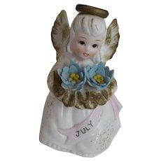 Lefton July Birthday Angel