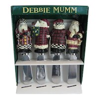 Debbie Mumm Box of 4 Spreaders