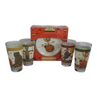 Debbie Mumm 8 Pc. Halloween Snack Set