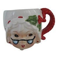 Lefton Ms. Claus Mug