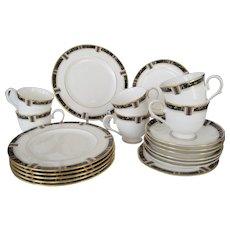 20 Pieces Lenox Classics Modern Dinnerware