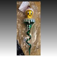 Christopher Radko Tweety Sprite Ornament Warner Brothers 95-WB-3