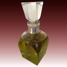 Coty Imprevu Factice Dummy store display Perfume Bottle full