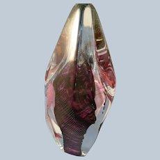 Sterno Glasshouse Studio WOA Art Glass sculptural paperwight