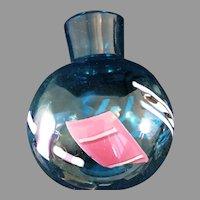 Bruce PizzIchillo & Dari Gordon hand crafted  studio art glass vase