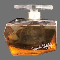Diane Von Furstenberg Large Factice perfume bottle