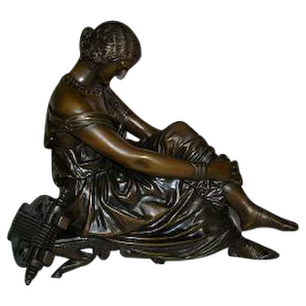 French Bronze by Jean Jacques Pradier (1790-1852)