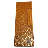 1950's Dunhill Rollagas Gold Plated Lighter
