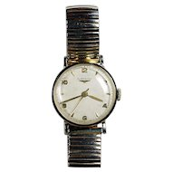 Longines Man's Vintage Wristwatch