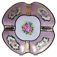 Noritake Morimura Deco Hand Painted Dish