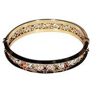 Yellow 14K Gold Lady's Bracelet