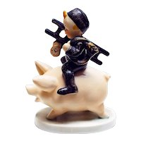 Goebel Chimney Sweep on Pig