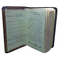 WWII US Army Air Corps B-26 Pilots New Testament Bible Provenance