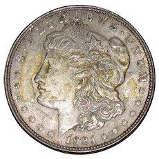 1923 US Morgan Silver Dollar