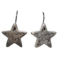 Sterling Bling Without The $ting: Vintage Sterling Silver Earrings