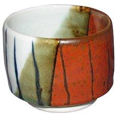 Signed Art Pottery Vase