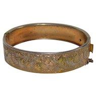 Vintage Gold Filled Bracelet
