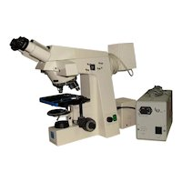 c1995 Zeiss Axioskop 50 Microscope with DIC and Florescence